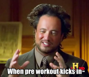 Pre-workout-Meme
